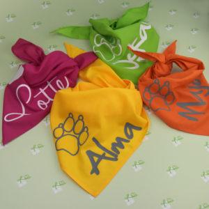 Hundehalstücher