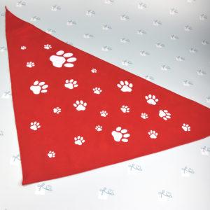 Hundehalstücher- Pfoten flachliegend1