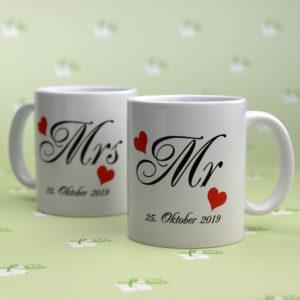 Artikelbild - Mr Mrs - beide
