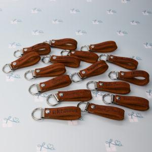 Startbild - Schlüsselanhänger Leder - 2