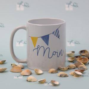 Artikelbild - Keramiktasse - Moin-L
