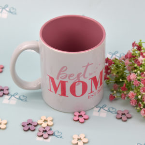 best MOM - Keramiktasse