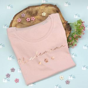 Hundemama - T-Shirt - rose