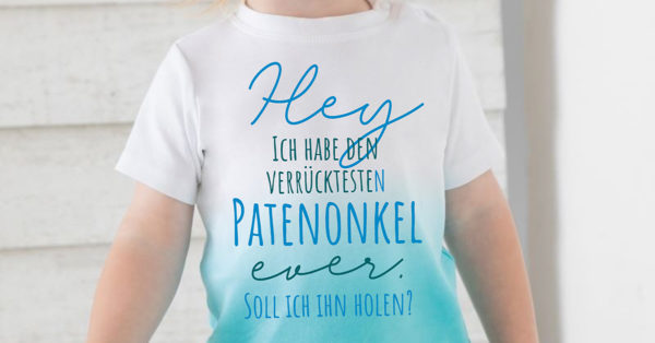 Patenonkel - türkis - FB