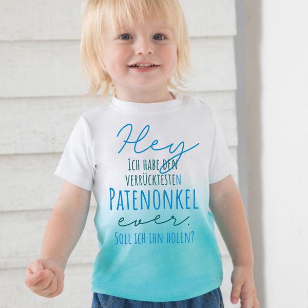 Patenonkel - türkis - twitter